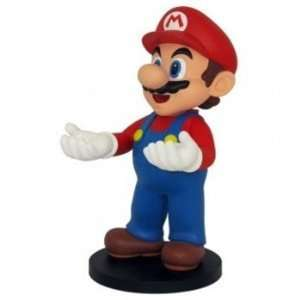 Super Mario Bros 12Vinyl Figure Nintendo 3DS Holder Toys & Games
