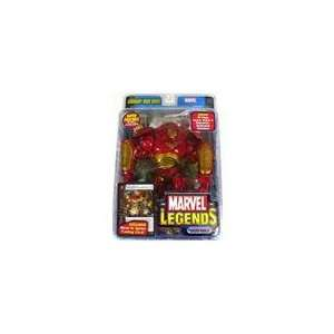 Marvel Legends Legendary Rider Series Hulkbuster Iron Man Action Toys