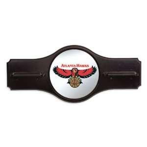 Atlanta Hawks NBA Team Mirror Cue Stick Rack Sports
