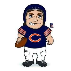 Chicago Bears 18 Mascot Bookshelf   NFL Football
