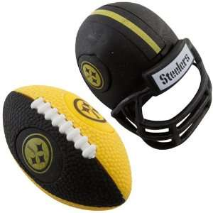 NFL Pittsburgh Steelers Two Pack Eraser