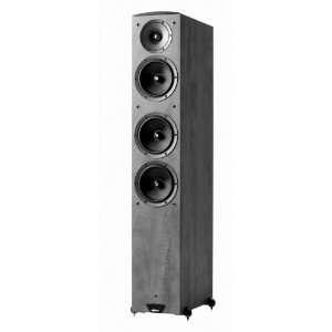 Jamo C607 Floor Standing Speaker (Single, Black