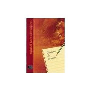 Cuaderno de ejercicios, Nivel inicial: Pedro Benitez Perez, Maria