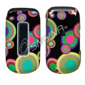 Asmyna Groove Bubble/ Black Plastic Shield Protector Cover