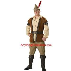 Robin Hood Plus Size Costume Toys & Games
