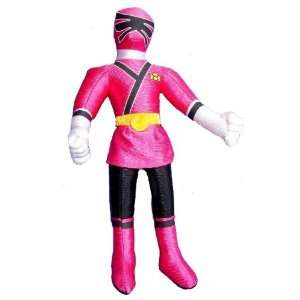 Pink Ranger Doll   Power Rangers Samurai Plush (10 Inch