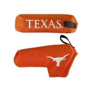MacArthur Texas Longhorns NCAA Blade Putter Cover