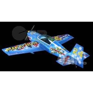 AIRPLANE RADIO CONTROLLED Airplane ( Giant ARF Plane ) Toys & Games