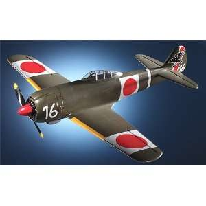 NAKAJIMA KI.84A HAYATE ARF (RC Plane): Toys & Games