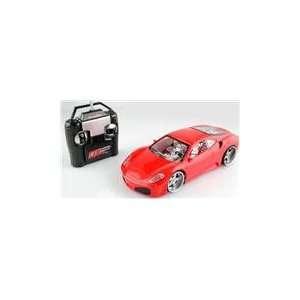 Ferrari F430 Full Fuction Remote Control Car (RED) RC Fe Toys & Games
