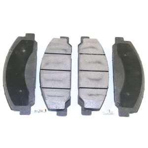 Prime Choice Auto Parts SMK827 Premium New Semi Metallic Front Brake