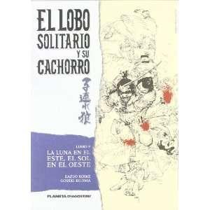 Lobo Solitario y su Cachorro Nº9/20 (9788468472379