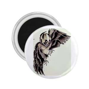 : NEW Tattoo Bird Devil Fridge Souvenir Magnet 2.25: Everything Else