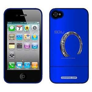 Gate from Stargate Universe on AT&T iPhone 4 Case by
