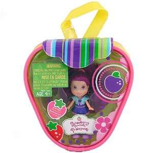 Strawberry Shortcake Mini Doll [Plum Pudding]: Toys