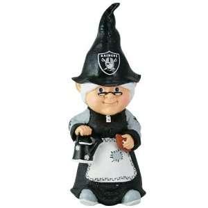 NFL Oakland Raiders Team Female Gnome