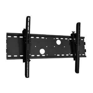 TV Wall Mount Bracket for LCD LED Plasma   Black (Max 165 lbs, 3