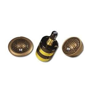 CDT Audio TW 19   3/4 Silk or Metal Dome Tweeter Car Electronics