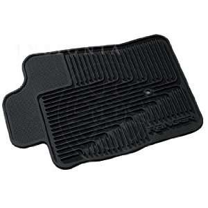 Ranger All Weather Vinyl Floor Mats, Front & Rear, 4 Piece
