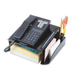 Universal Telephone Stand and Message Center UNV08116 Office Products