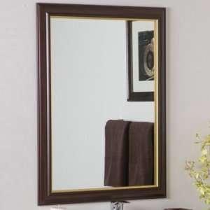 Decor Wonderland SSM27 Large Framed Wall Mirror SSM27
