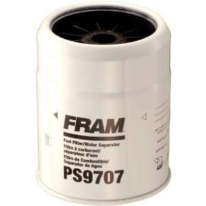 FRAM PS9707 Spin On Fuel and Water Separator Filter Automotive