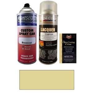 12.5 Oz. Light Yellow Spray Can Paint Kit for 1984 Toyota Landcruiser