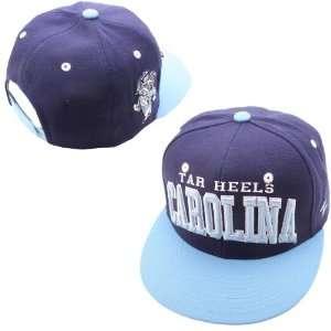 Zephyr Unc Tar Heels Super Star Adjustable Hat Adjustable