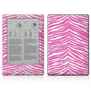 Pink Zebra Decorative Protector Skin Decal Sticker for
