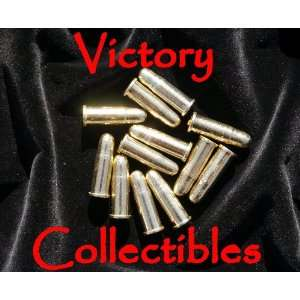 12 Replica Bullets   Colt Denix Gun Revolver Dummy Ammo
