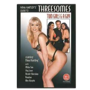 nina hartleys threesomes two girls and a guy Health & Personal Care