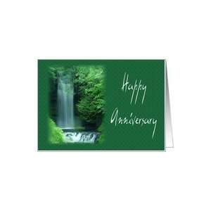 Happy Anniversary 12 Step Recovery Card: Health & Personal