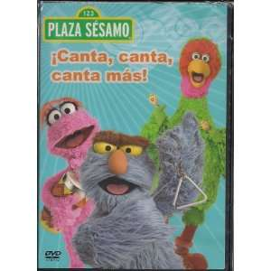 CANTA,CANTA,CANTA MAS PLAZA SESAMO Movies & TV