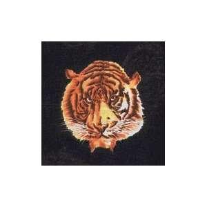 Tiger head bandanna new bandana chinese animal cat