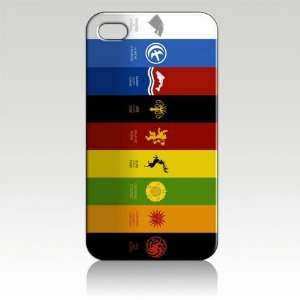 Game of Thrones a Song of Ice and Fire Hard Case Skin for Iphone 4 4s