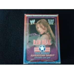 The Great American Bash 61 Card Starter Deck WWE Collectible Card Game