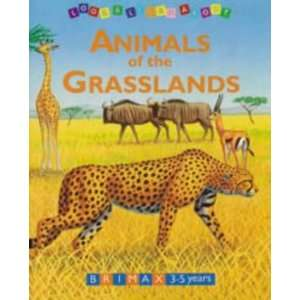 Animals of the Grasslands (Look & Learn About