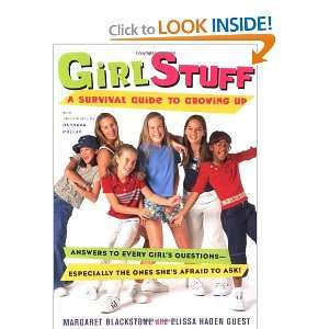 Girl Stuff: A Survival Guide to Growing Up (9780152026448