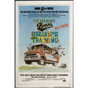 Bad News Bears in Breaking Training, The 1977 Original U.S