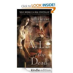 As Lie the Dead (Dreg City) Kelly Meding  Kindle Store