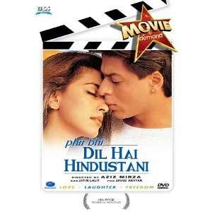 Phir Bhi Dil Hai Hindustani Shah Rukh Khan, Shahrukh Khan