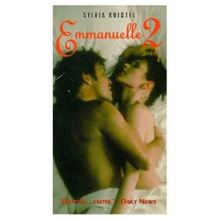 Emmanuelle 2 The Joys of a Woman [VHS] Sylvia Kristel