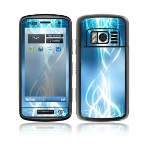 Electric Tribal Design Decorative Skin Cover Decal Sticker for Nokia