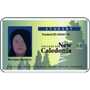com College Student ID Card Univesity Fake ID Custom Office Products