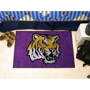 Louisiana State Fightin Tigers NCAA Starter Floor Mat (20x30