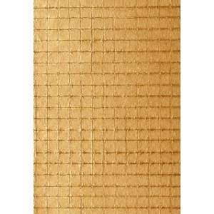 Pietro Mosaic Gold by F Schumacher Wallpaper Home