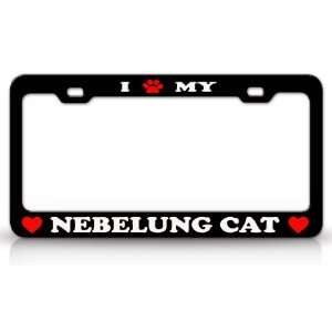 I PAW MY NEBELUNG Cat Pet Animal High Quality STEEL /METAL