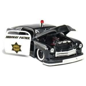 1951 Mercury Highway Patrol Police 124 (Black/White