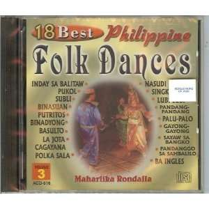 com 18 Best Philippine Folk Dances Vol. 3 Maharlika Rondalia Music