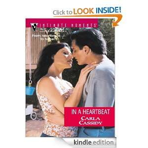 In a Heartbeat (Intimate Moments, 1005): Carla Cassidy: